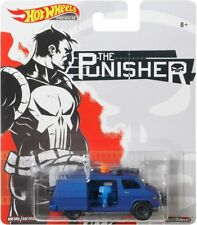 2019 Hot Wheels Retro THE PUNISHER Punisher Van 1/64 Diecast Car DMC55-956P