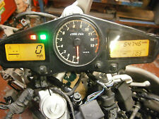 Honda VFR800 V tec 2002-07 clocks speedo rev counter dash (64746miles)