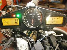 Honda VFR800 V tec 2002-07 clocks speedo rev counter dash (64746miles)