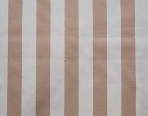 Upholstery Fabric - PC Stripe Brown (16m)