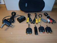 Konvolut von neuen Audioadapter versch. Stecker für HiFi-Anlagen, Kopfhörer etc.