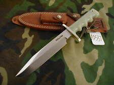 "RANDALL KNIFE KNIVES #14-7 1/2"",SS,NSDH,CS LIGHT GREEN G-10,FG,WT  #A2537"