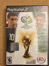 Brand New Factory Sealed PS2 Playstation 2 Game 2006 Fifa World Cup Germany