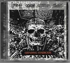 Grinding Syndicate (CD, 2017) Mexican Grindcore: Anarchus, Cacofonia, Gibbed