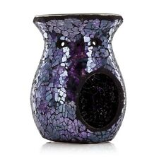 Ashleigh & Burwood Classic Glass Mosaic Charmed Fragrance Oil Burner Home Gift