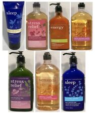 RARE Bath & Body Works AROMATHERAPY BODY WASHES, CREAMS & LOTIONS RETIRED U PICK
