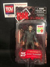 "Mezco Cinema of Fear 3 3/4 inch 3.75"" Jason Voorhees Friday the 13th TOY Fair 09"