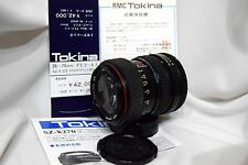 [Exc+++] Tokina SZ-X 270 28-70mm F/3.5-4.5 Macro Lens for Canon FD F/S from JP
