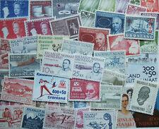 **************** 50 verschiedene Marken ----Grönland---- postfrisch