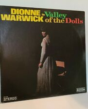 Dionne Warwick Valley Of The Dolls Lp