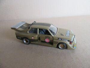 755I Kit Artisanal Base Schuco BMW 320I E21 #4 Drm 1977 Warstainer 1:43