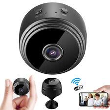 Mini Wireless IP Spy Hidden Camera Wifi Home Security HD 720P DVR Night Vision