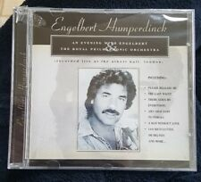 ENGELBERT HUMPERDINCK AN EVENING WITH THE RPO  - CD - NEW - SEALED