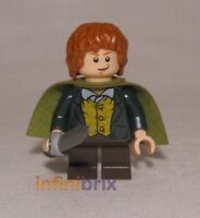 Lego Merry Minifigure CUSTOM for Lord of the Rings Meridoc Brandybuck NEW cus111