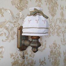 Voglauer Anno 1700 Altblau  Wandlampe Wandleuchte Lampe Leuchte Landhaus Fichte