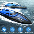 Skytech High Speed 20KM/Hour Rcing Boat Remote Control Electric Waterproof Toys