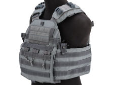 Eagle Industries MMAC Multi Mission Molle 500D Armor Carrier Kit, Gray M