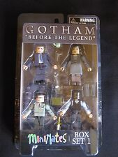 "Gotham ""Before the Legend"" Minimates - Series 1 Box Set - 4-pack"