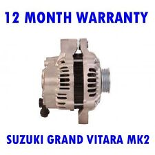 SUZUKI GRAND VITARA MK2 MK II 2.0 2005 2006 2007 2008 - 2015 RMFD ALTERNATOR