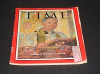 TIME MAGAZINE APRIL 7 1958 LUTHERAN FRANKLIN CLARK FRY