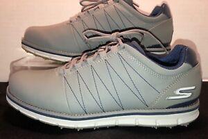 Skechers Go Golf Elite Golf Shoes Charcoal/Navy Size 7 53530CCNV