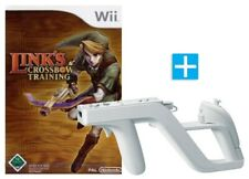 Nintendo Wii Spiel - Link's Crossbow Training + Zapper mit OVP