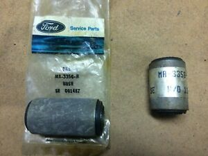 1953-1960 Ford & Thunderbird steering idler arm NOS bushings w/ Power Steering