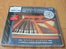 Michel Alabau - Chorals et Partitas autour de Bach - Caen - CD NEUF SEALED
