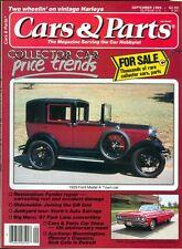1989 Cars & Parts Magazine: 1929 Ford Model A Town Car/1964 Dodge Polara 500