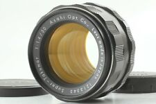 [ RARE 8 Element EX+5 ] Pentax Super Takumar 50mm f1.4 M42  MF Lens from JAPAN