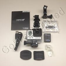 Manufactured Refurbished GoPro CHDNH-B06 HERO3+ Silver w/ Rechargeable Battery