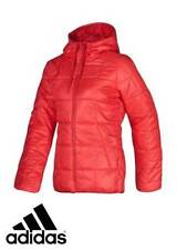 Adidas Ladies J P Entry Hooded Winter Jacket Padded Genuine W53275