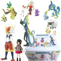 Bandai Pokemon Scale World Galar Region Complete Set Figure 1/20 scale Japan New