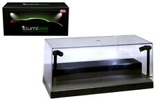 10' COLLECTIBLE DISPLAY SHOW CASE LED LIGHTS BLACK 1/24 1/64 BY ILLUMIBOX 10001
