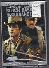 Butch Cassidy And The Sundance Kid Dvd Movie New / Sealed Paul Newman