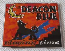 Deacon Blue - Closing Time - Scarce Mint 1991 Cd Single
