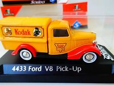 SOLIDO DIECAST - MID 1930'S FORD V8 PICK UP  W/ CASE-1:43 SCALE-NIB