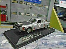 Mercedes Benz 450 SLC 5.0 Rallye africa Bandama 1979 #6 Mikkola Minichamps 1:43