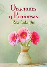 ORACIONES Y PROMESAS PARA CADA DIA / EVERYDAY PRAYERS & PROMISES - BARBOUR PUBLI