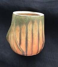 Jugendstil / ART NOUVEAU - Keramik-Vase - Denbac (Denert & Balichon )