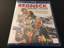 REDNECK (Blu-ray, 1972) Eurocrime, TELLY SAVALAS, FRANCO NERO, Region Free