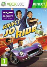 Kinect Joy Ride Joyride Microsoft Xbox 360 PAL Brand New