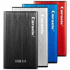 """500GB/1TB/2TB External Hard Drive Disk 2.5"""" USB 3.0 SATA Box Portable Storage US"""
