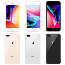 "Apple iPhone 8 Plus Factory Unlocked 5.5"" Smartphone 64/256GB 4G LTE All Colors"