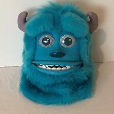 Monsters Inc University Sully Mask Eyebrows Wiggle Mouth Moves Halloween