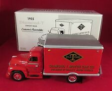 FIRST GEAR EASTWOOD AUTOMOBILIA 1955 DIAMOND-T STRAIGHT TRUCK 1/34 DIE-CAST