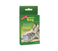 Emergency Sleeping Bag Coghlans Mylar Thermal Bivvy Sack Survival Shelter