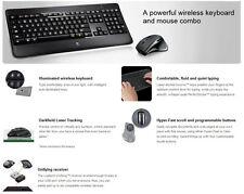Logitech Wireless Performance Combo MX800 Powerful wireless keyboard and mouse