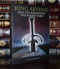 King Arthur & Knights  of the Round Table  Illustrated Brand New Hardcover Ed