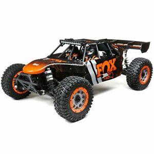 Losi Desert Buggy DB XL-E 2.0 8S 1/5 RTR 4WD Electric Buggy (Fox) Radio LOS05020